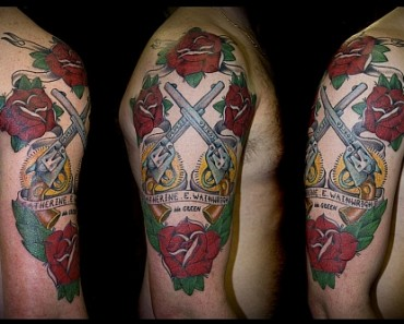 gun n roses tattoo
